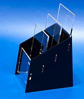 Подставка под А5 формат на 3 кармана