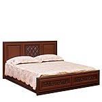 Кровать двухспальная со вкладом