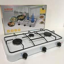 Настольные электро и газовые плиты