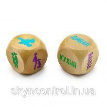 Кубики сімейні подвійні (пози камасутри)