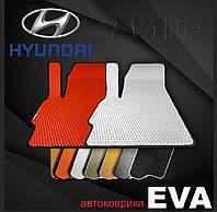 Автоковрики EVA Hyundai