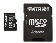 Карта Памяти Micro SD 128 GB Patriot