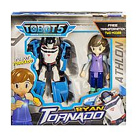 Набор Tobot / Тобот: Торнадо и Райан