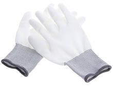 Перчатки антистатические белый