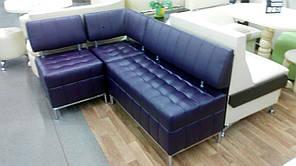 Офісний диван Крос 1500*1000*780h