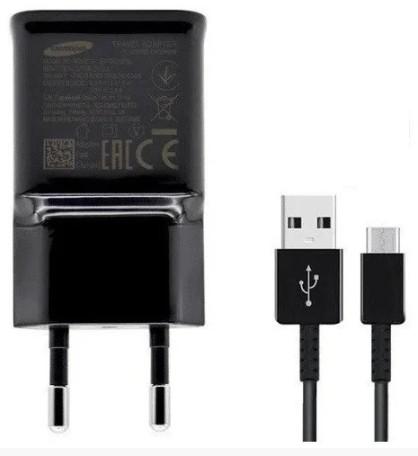 Сетевое зарядное устройство Samsung S9+ Qualcomm 800EWE с кабелем Type-C Черный