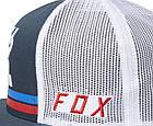 Кепка FOX HONDA SNAPBACK navy, фото 2