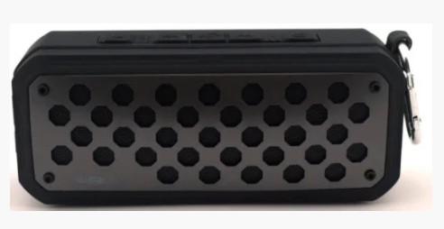 Портативная колонка Gibox G65 Черный