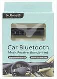 Bluetooth 3.5 AUX приемник BT-801 Черный, фото 2