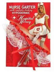 Підв'язка медсестри + шприц