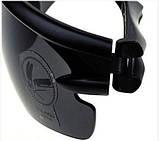 Спортивные тактические очки Черный, фото 4