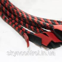 Флогер  Wild Cat, black&red, фото 2