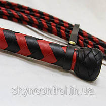 Флогер  Wild Cat, black&red, фото 3