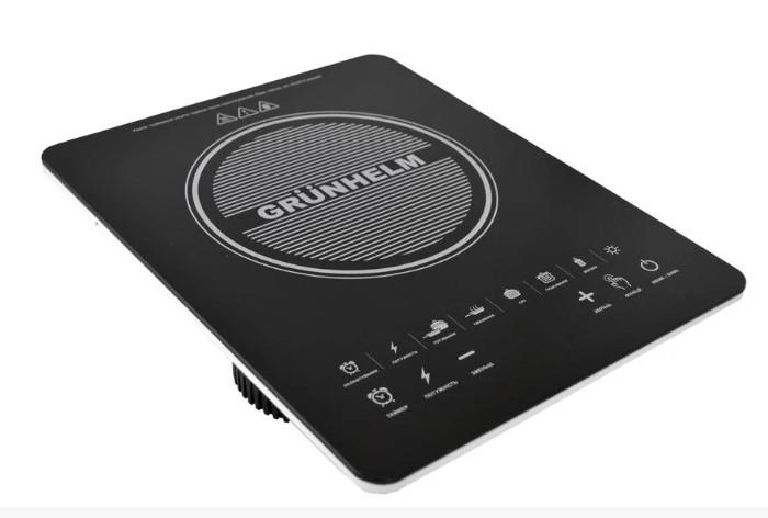 Индукционная плита Grunhelm GI-А2009 Черный