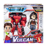 Набор Tobot / Тобот: Вулкан и Дилан