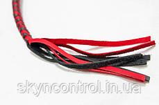 Плеть Viper Strike, black&red, фото 3