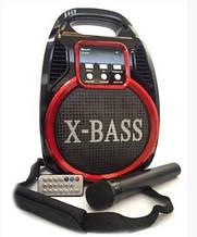 Портативная акустическая система Golon RX-820 BT Красный