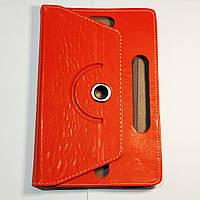 Чехол-книжка для планшета 9 дюймов с поворотом Красный