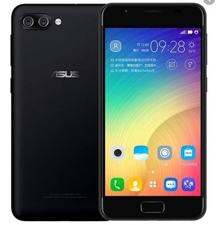 Смартфон Asus ZenFone Pegasus 4A (ZB500TL) 3/32GB Black