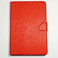 Чехол-книжка для планшета 7 дюймов с теснением Красный
