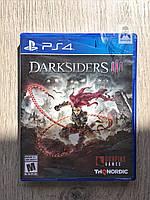 Darksiders 3 (новый) (рус.) PS4, фото 1
