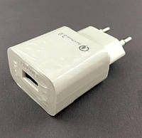 Сетевое зарядное устройство 2A Huawei Quick Charge 3.0 Белый
