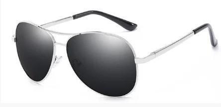 """Фотохромные очки """"Капли"""" Серебристый"""