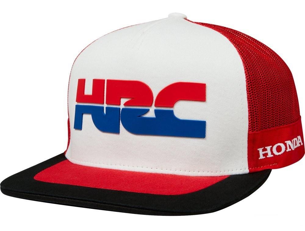 Кепка FOX HRC SNAPBACK red
