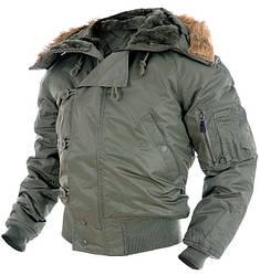 Куртка N2B MilTec Olive 10410001
