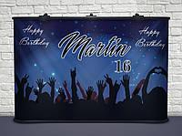 179 Качественный Баннер для фотосессии 300х200 см, Плотная бумага 130 гр/м, фото 1