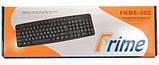 Клавиатура для компьютера Frime FKBS-002 Черный, фото 3