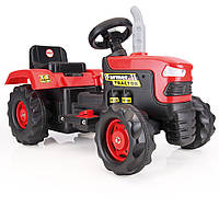 Трактор детский аккумуляторный электротрактор DOLU 8061