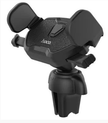Автомобильный держатель телефона Hoco CA39 Черный
