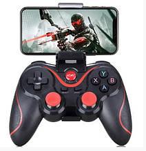 X3 Bluetooth геймпад для телефонов Черный