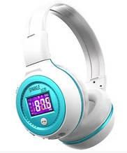 Bluetooth наушники Zealot B570 Белый+Синий