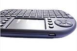 Клавиатура Rii mini i8 русский язык Черный, фото 4