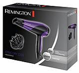 Фен для волосся Remington D3190 Чорний, фото 5