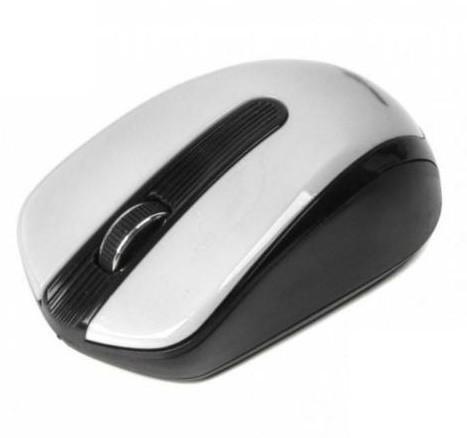 Беспроводная Мышь Maxxter Mr-325 Белый