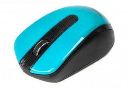 Беспроводная компьютерная мышь Maxxter Mr-325 Синий