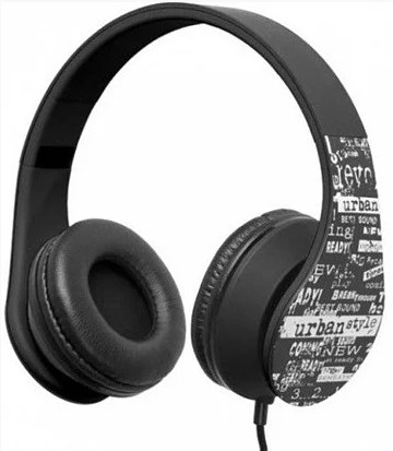 Наушники Prologix A960M Черный