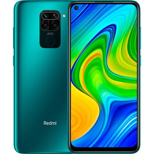 Смартфон Xiaomi Redmi Note 9 3/64Gb Forest Green UA