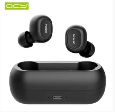 Bluetooth TWS наушники QCY QS1 Черный