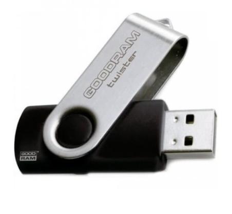 USB Flash накопитель Goodram Twister UTS2 16GB Черный