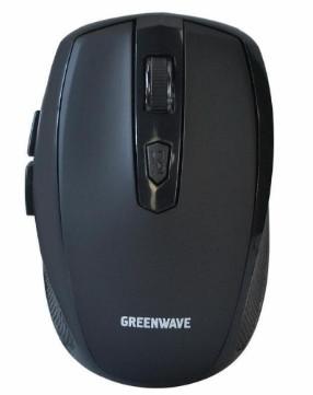 Беспроводная компьютерная мышь Greenwave WM-1601L Черный