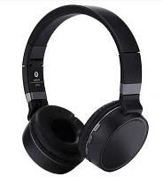 Bluetooth наушники ST10 с FM Черный, фото 1