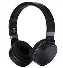 Bluetooth наушники ST10 с FM Черный