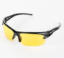 Спортивные тактические антибликовые очки Желтый