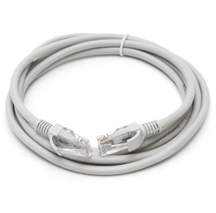 Lan кабель 3 метри Білий