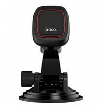 Автомобильный держатель телефона Hoco CA28 Черный