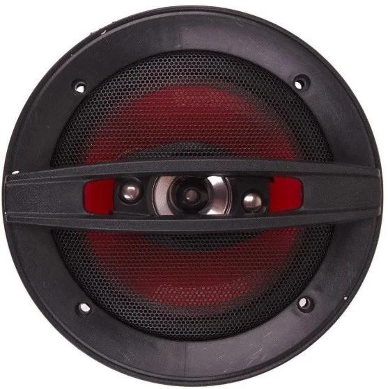 Колонки автомобильные TS-1647 (16 см) Красный